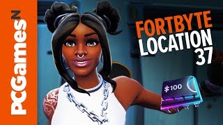 Fortnite Fortbyte guide - Number #37