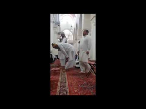 Al Qiblatain Mosque | Masjid Al Qiblatain inside view