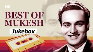 Best of Mukesh Songs - Jukebox 3 - Old Bollywood Evergreen Hits