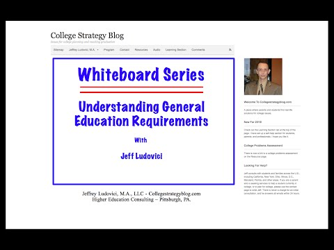 Understanding General Education Requirements