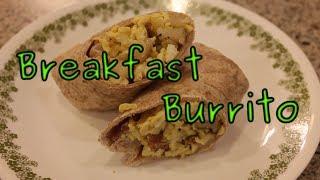 Breakfast Burritos (freezer Cooking)