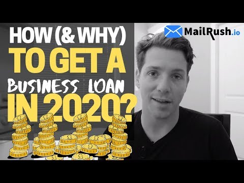 How To Get Small Business Loans In 2020?