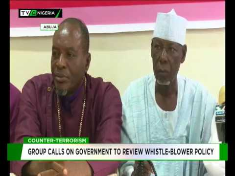 Group calls on govt to review Whisleblower Policy