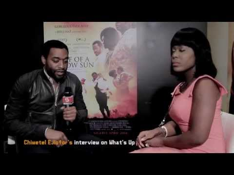 What's Up? Chiwetel Ejiofor's interview, Ransome debuts & Naeto C's 2nd child
