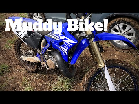 My Dirtbike Cleaning Routine!