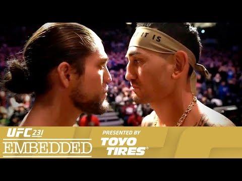 UFC 231 Embedded: Vlog Series - Episode 6