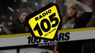 Salmo & Nitro a Radio 105