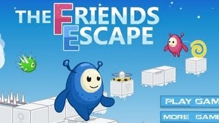 The Friends Escape - Game Show