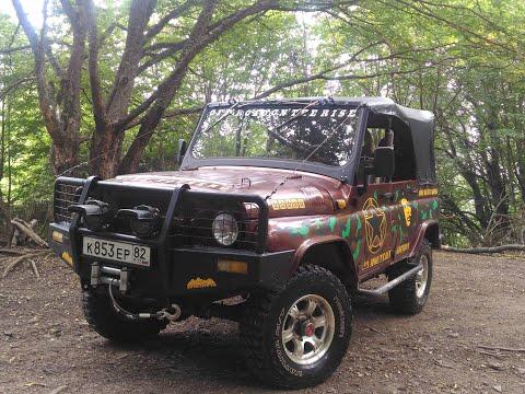Best Russian SUV