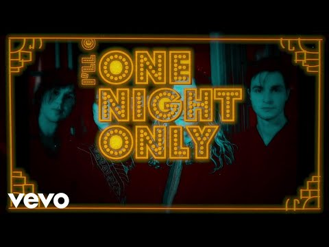 The Struts - One Night Only (Lyric Video)
