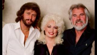 Barry Gibb   Islands In The Stream (demo) 1983
