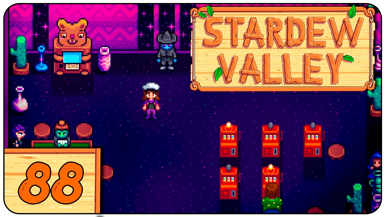 Stardew Valley Casino