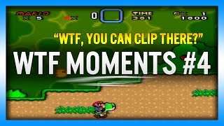 WTF Moments In Speedrunning #4