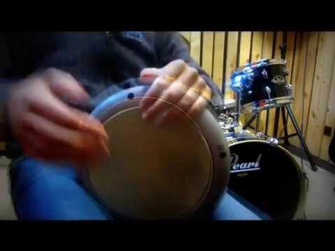 8 World Darbuka Rhythms!!!