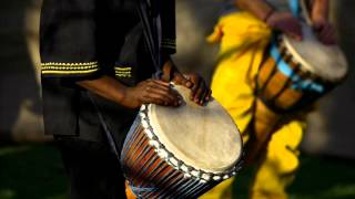 african drums music