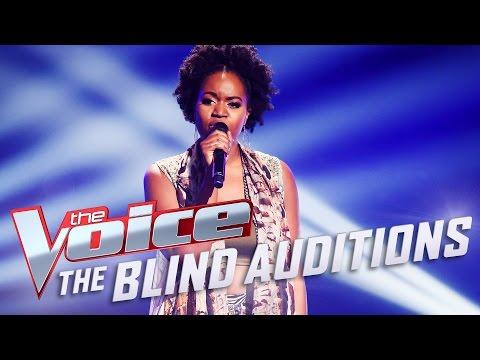 Ruva Ngwenya performs Hello | The Voice Australia 2017