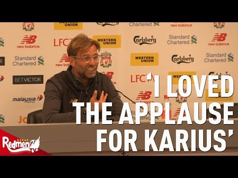 'I Loved the Applause for Karius!' | Liverpool v Torino 3-1