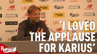 'I Loved the Applause for Karius!' | Liverpool v Torino 3-1 | Jurgen Klopp's Press Conference