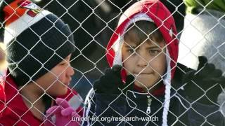 Child Migration and the Law: Status, detention and court proceedings