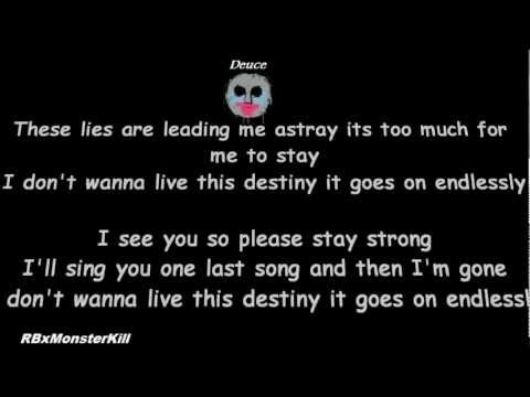 Hollywood Undead - This Love, This Hate (W/Lyrics)