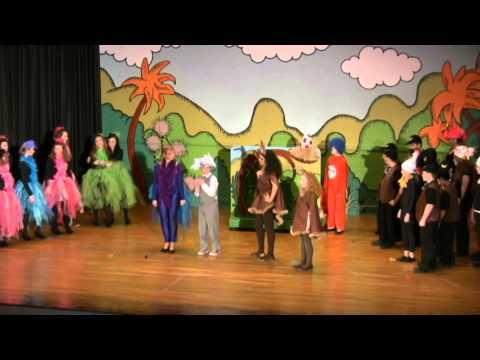 Seussical Jr. Part 5 Williamson Middle School
