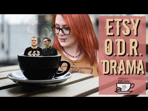 Etsy ODR Drama - The Friday Bean Coffee Meet