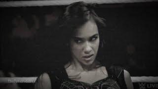 AJ Lee MV - Black Widow - Rumors