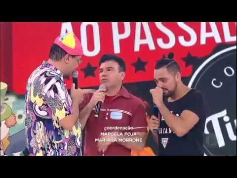 Geraldo Luís leva Tirullipa para reencontrar seu tio