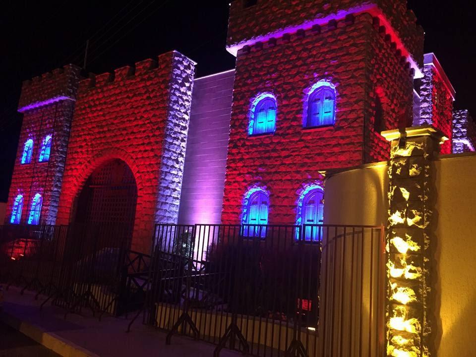 Resultado de imagem para castelo club ubajara 2016