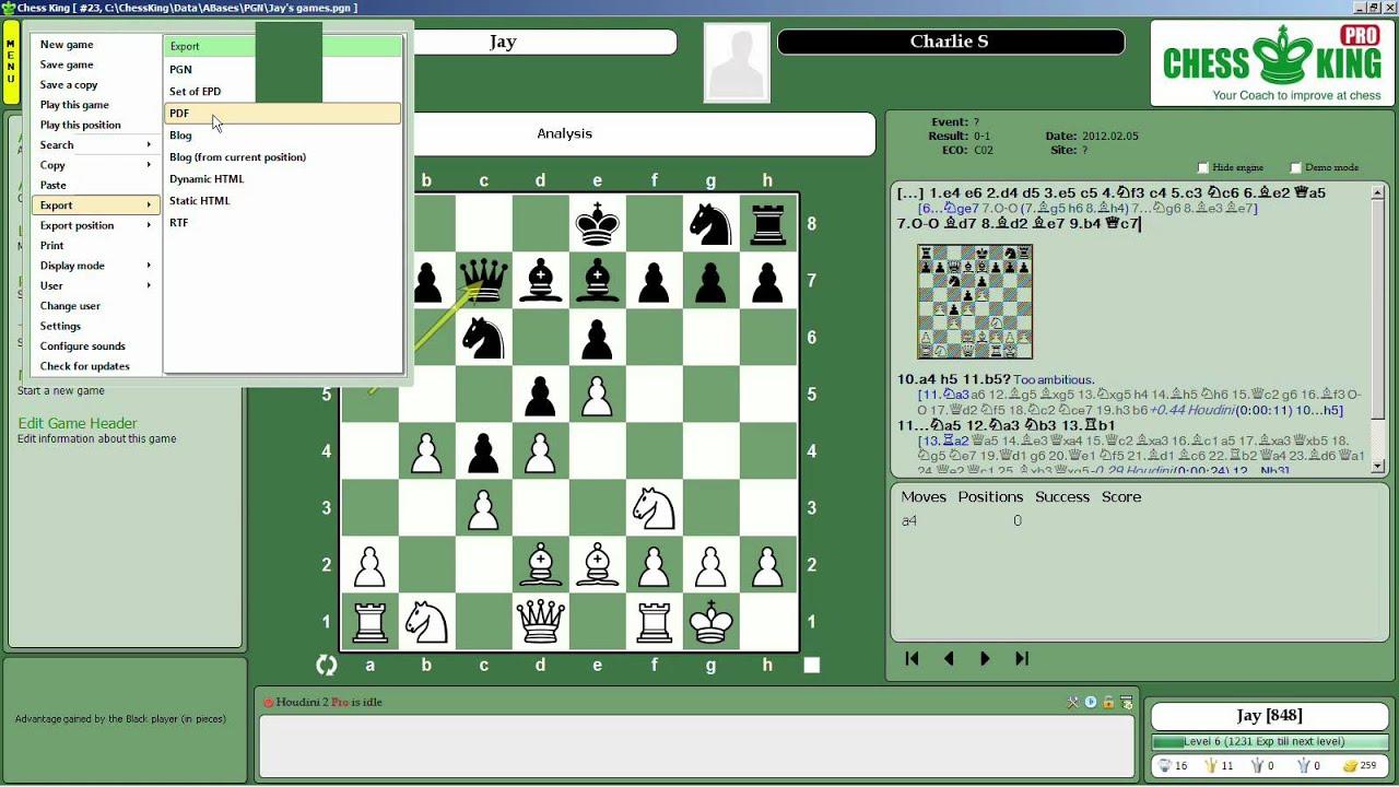 chessking com » Video Tutorials