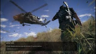 First Time Facing The Predator Ghost Recon Wildlands