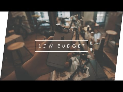 📷 Top 5: LOW BUDGET Kamera Equipment - GEWINNSPIEL!