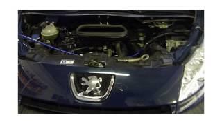 Trous à l'accélération sur Peugeot Expert 1l6 HDI ! Problème résolu avec Carbon Cleaning !