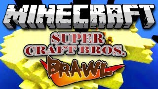 Minecraft: Super Craft Bros. Brawl Tournament - Rounds 1 & 2