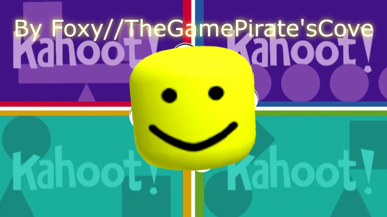 Roblox Kahoot Theme Kahoot Theme But With Roblox Death Sound Youtube