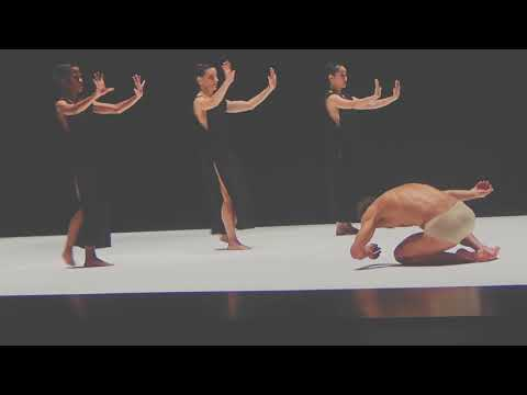 Sasha Waltz ''gift '' from keti'' fragment from film by 88shotiko kalandadze