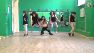 Dance cover Hyuna Change by Twinkle