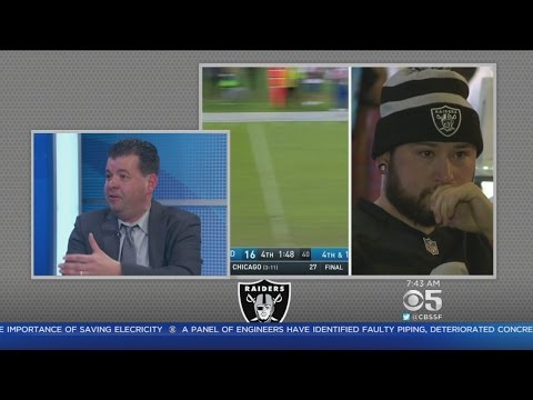RAIDERS: Oakland Coliseum official talks about battle to keep the Raiders