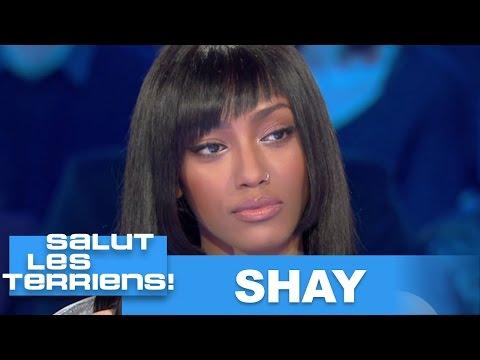 Shay, la nouvelle star du rap français - SALUT LES TERRIENS - 28/01/2017