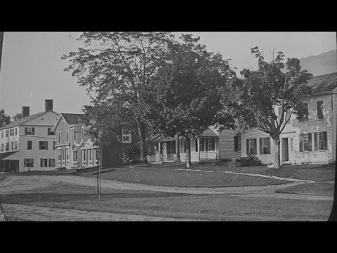 1893 Monument Ave by Walloomsac Inn Then and Now