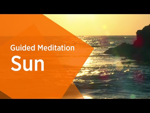 Sun Guided Morning Meditation to Start your Day - Sri Sri Ra