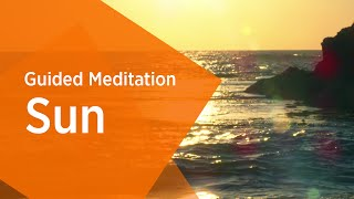 Sun Guided Morning Meditation to Start your Day | Sri Sri Ravi Shankar