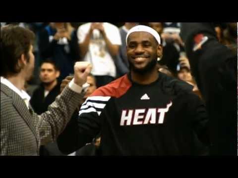 Lebron James And Dwyane Wade NBA (2011-2012) Miami Heat Highlight mix