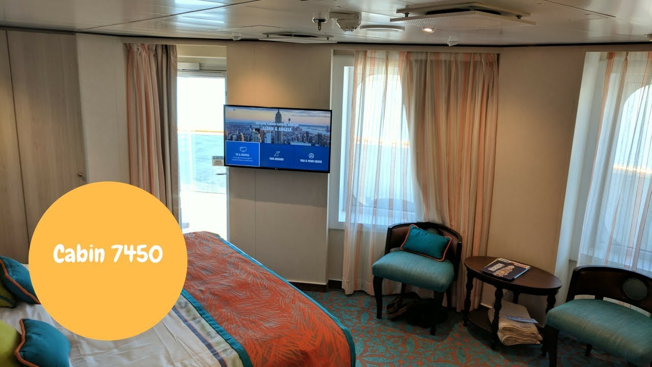 Carnival Horizon Cabin 7450 And How To Find It Youtube
