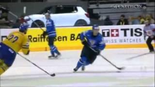 Хоккей. ЧМ 2011. Финал. Финляндия - Швеция 6:1