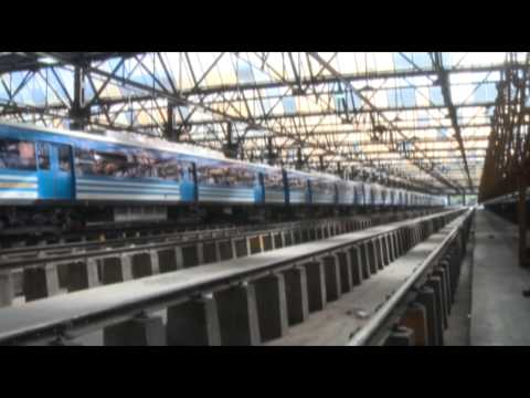 Spotlight: Chinese trains prevail in Argentina