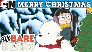 We Bare Bears | The Perfect Christmas Tree Song | Cartoon Network UK
