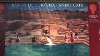 Camping La Fuente Banos Fortuna