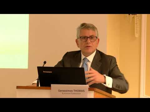Gerassimos Thomas, Deputy Director General for Energy,  European Commission