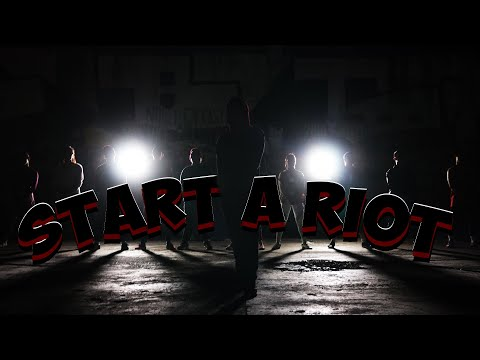 """START A RIOT"" DUCKWRTH & Shaboozey | Choreography By @rapduran @gabisidro @rocosanchez"